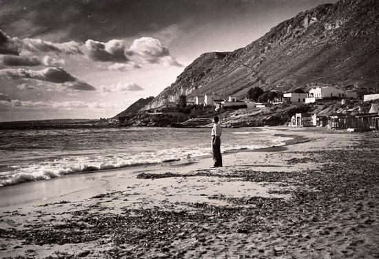 La Albufereta de Alicante. Años 50. Foto: Fondo Archivos Municipales de Alicante