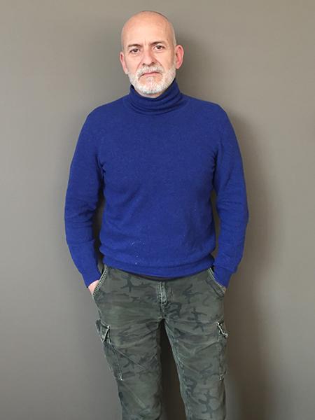 Alejandro Palomas, escritor Premio Nadal de novela 2018.
